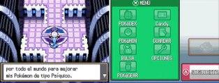 Pokemon Oro Heart Gold Parte : 1 Liga Pokemon