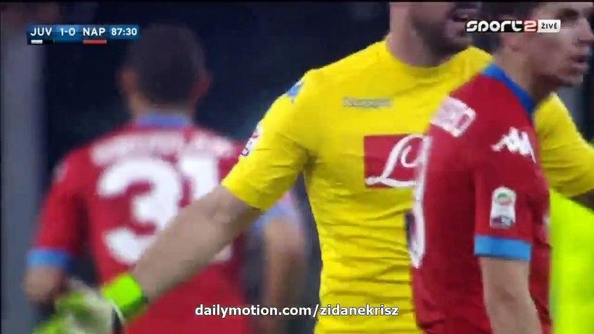 Simone Zaza Super Goal HD - Juventus 1-0 Napoli 13.02.2016 HD