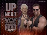 Ric Flair vs Buff Bagwell, WCW Monday Nitro 05.02.1996