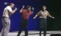 Quand Bill Gates et Steve Ballmer lançait Windows 95 sur du Rolling Stones