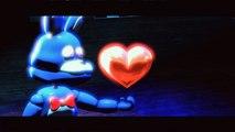 Valentines Day Five Nights at Freddys Animation: SFM FNAF World Valentine