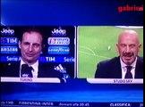 Juventus Napoli 1 0 - Allegri risponde a Vialli - Juventus Napoli 1 0 (gol Zaza)
