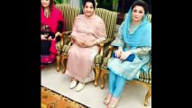 Wedding Photos of  Mehr-un-Nisa Safdar Maryam Nawaz Daughter's