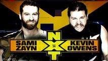Kevin Owens vs Sami Zayn, NXT TakeOver Rival