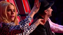 Mike Berry performs 'True Love Ways' - The Voice UK 2016- Blind Auditions 6