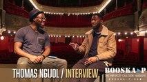Thomas Ngijol : « La classe c'est d'aller au Grand Journal et d'écouter PNL ! »