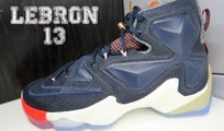 Nike LeBron 13 EXT 'LuxBron' Sneaker  (Detailed Look)