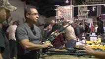 Feria de armas de Miami, un arsenal para armarse hasta los dientes