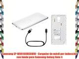 Samsung EP-WN910IWEGWW - Cargador de móvil por inducción con funda para Samsung Galaxy Note