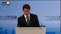 """Manuel Valls : """"C'est une certitude, il y aura d'autres attentats d'ampleur en Europe"""""""