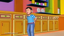 Johnny Johnny Yes Papa Eating Sugar No Papa Full Nursery Rhyme With Lyrics Kids Video Poem - SM Vids