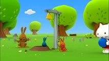 Çizgi film Musti Tavşancıklar nerede? Türkçe dublaj TRT Çocuk