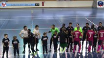 Coupe Nationale Futsal 2015 - 2016 : Kingersheim Futsal - Bagneux Futsal (4 - 0)