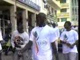 26-05-07 dakar marche d'avant match