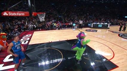 Verizon Slam Dunk Contest Full Highlights