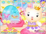 Fairy Kitty Pet Spa Video Play for Kids Fun-Cute Kitty Gameplay-Beauty Caring Pet Games