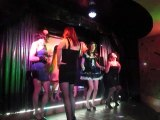 Transvestite British Spice Girls take over Torremolinos gay bar