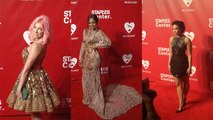 Demi Lovato, Ashanti, Lenny Kravitz, The Band Perry 2016 MusiCares Person Of The Year Gala