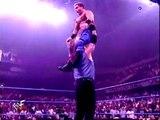 WWF/ WWE 2000 The Rock vs Chris Benoit vs Kane vs Undertaker FuLL Match HD (GoogOldDays)