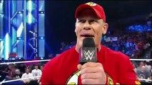 WWE Raw John Cena vs Brock Lesnar wrestling