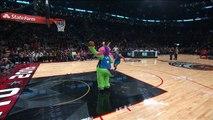 L'incroyable dunk d'Aaron Gordon au Slam Dunk Contest 2016