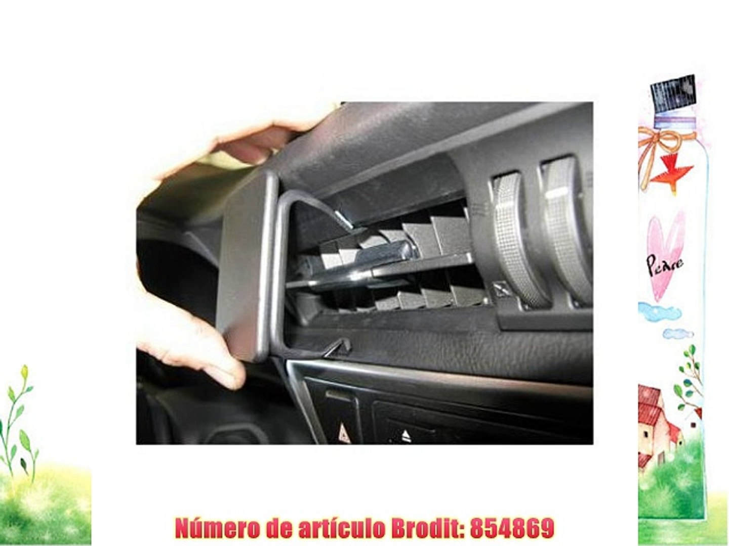 Brodit ProClip 854869 Kit de Coche Montaje Central