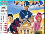 Лентяево: Скрытые числа/Lazy Town And The Hidden Numbers