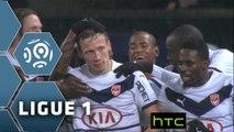 But Clément CHANTOME (68ème) / EA Guingamp - Girondins de Bordeaux - (2-4) - (EAG-GdB) / 2015-16