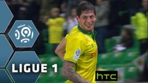 But Emiliano SALA (39ème) / FC Nantes - FC Lorient - (2-1) - (FCN-FCL) / 2015-16