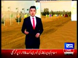 Cholistan Desert Jeep Rally Entered into Its Last Stage