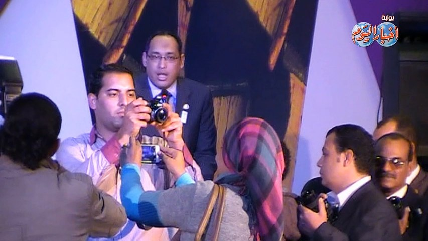 حفل ختام معرض القاهره وتوزيع الجوائز