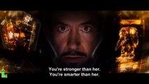 Avengers 2, Toutes les Scènes de Combat Partie 2 | Hulk vs Hulkbuster Captain America vs Ultron Scènes de Combat HD