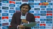 Ramiz Raja And Shahid Afridi Funny Conversation After Winning