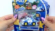 Мультфильмы про машинки Игрушки Робокар Поли 로보카폴리 로이 장난감 Robocar Poli Toys
