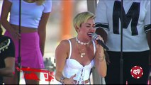 Miley Cyrus – Miley 'Cry-us' at iHeartRadio 2013