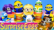 [Surprise Eggs toys] - Play Doh Peppa pig Videos Fun For Kids & Toys Play Doh Video Cartoons Toy Disney Pixar Cars 2 Full eppa Pig Cartoon A Play-Doh Barbie Toy And Surprise Eggs ToyS Little Pony Toy Abc Song Alphabet &11