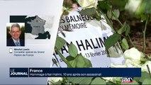 Hommage à Ilan Halimi, 10 ans après son assassinat