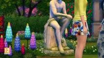 Los Sims 4 Jardín Romántico Pack de Accesorios- tráiler oficial