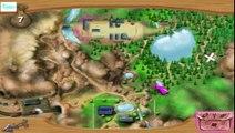 Барби на русском Приключения на ранчо ИГРА для детей, для девушек Прохождение 2015 года Серия 3