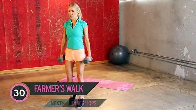 How to Get Lean Legs  Calf Toner