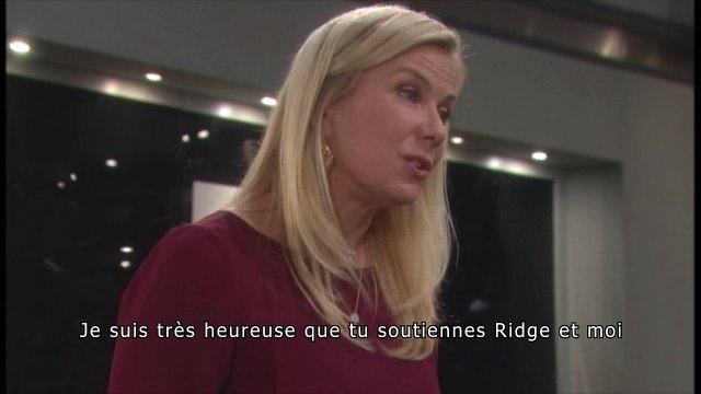 Amour, Gloire & Beauté (avant-première) : épisode 6764 du lundi 22 février 2016 sur France 2