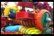 Wagen 2007 Carnavals stunt