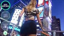 Hot Stacy Keibler legs (WWE)