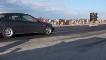 Honda Civic VTI Turbo Vs. Opel Corsa GSI Turbo