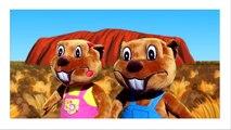 Halloween Dance Party 30 Minute Collection   3D Kids Animation, Fun Preschool Nursery Rhymes