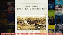 Download PDF  New Yorks 19391940 Worlds Fair NY Postcard History Series FULL FREE