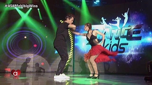 ASAP: Dance Kids Top 7 perform with Enrique Gil on ASAP