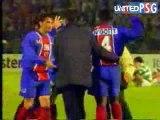 PSG Champion d'Europe 96