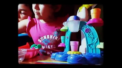 Maquinita de helado play doh (FULL HD)