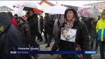 Accident dans le Doubs : l'hommage de Pontarlier aux deux ados